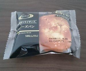RIZAP塩チーズパン