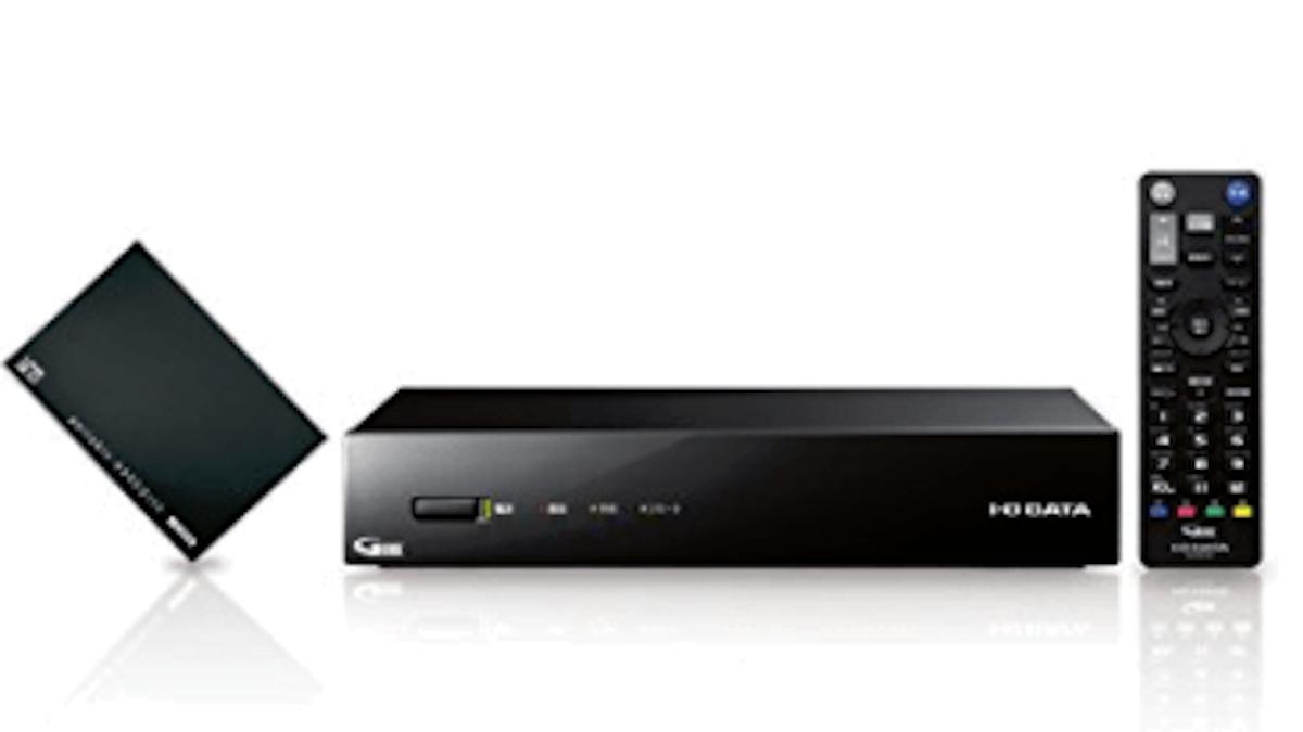 スマホやタブレットでテレビと録画番組の視聴・外出先から録画予約までできるテレビチューナー(ハードディスクレコーダー)