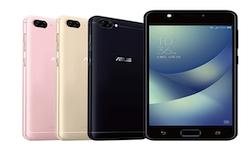 ASUS ZenFone スマホ