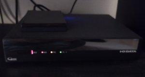 ハードディスクレコーダー