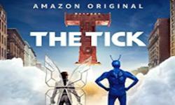 プライムビデオ『The Tick/ティック~運命のスーパーヒーロー~』
