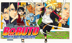 BORUTO ボルト NARUTO NEXT GENERATIONS