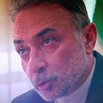ファラズの上司・・・ヴァシリス・コウカラニ