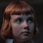 小さい頃のベス・ハーモン・・・アイラ・ジョンストン