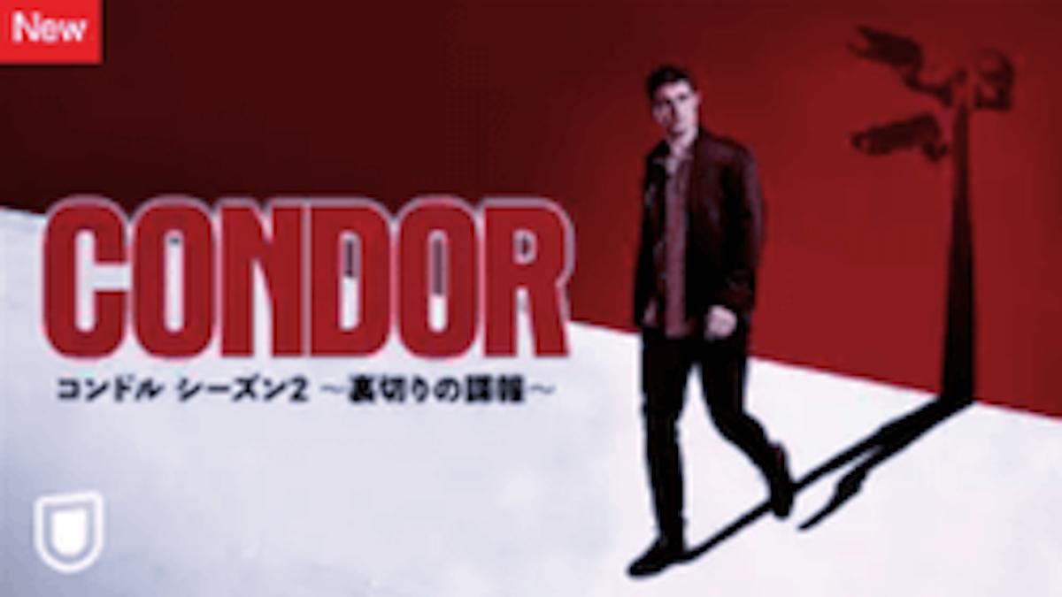 『コンドル』シーズン2あらすじ・ネタバレ・キャスト・評価(二重スパイに潜む陰謀!U-NEXTユーネクスト)